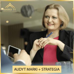 Marka Ty Justyna Kopeć audyt marki i strategia marki osobistej