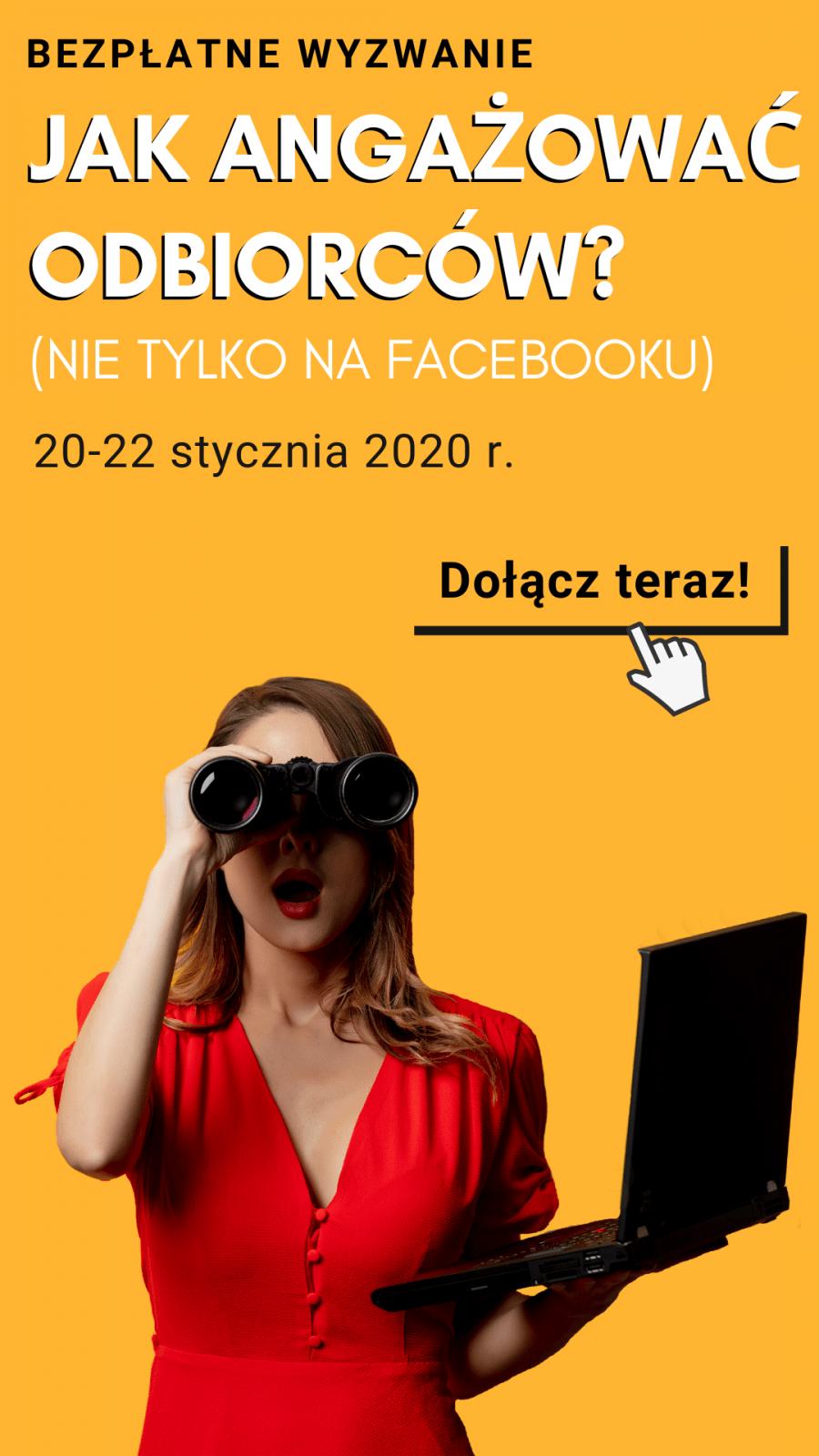 Justyna Kopeć marka osobista angażowanie odbiorców